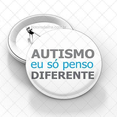 Boton Autismo - Modelo 13