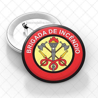 Boton Brigada de Incêndio  - Modelo 05