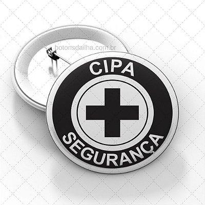 Boton CIPA Segurança  - Modelo 03