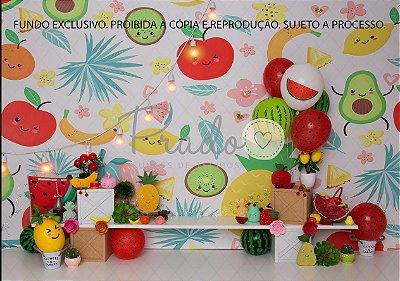 Frutas com composição