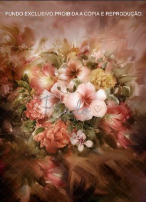 Flores Aquareladas