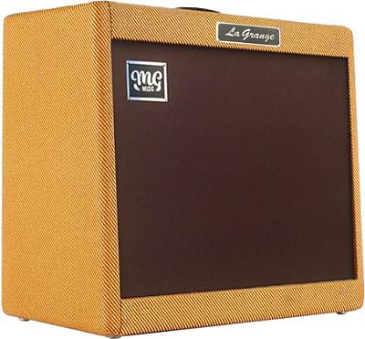 Amplificador MG LA GRANGE - Combo 12w 1x12 - Falante MG Black Dog Ceramico