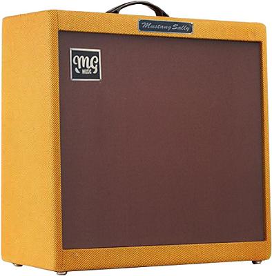 Amplificador MG MUSTANG SALLY - Combo 40w 4x10 - Falante Jensen Alnico