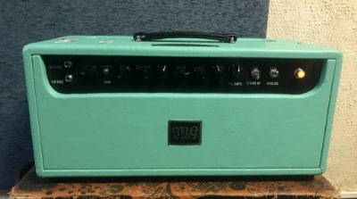 Amplificador MG TEENAGE WASTLAND - HEAD 50W