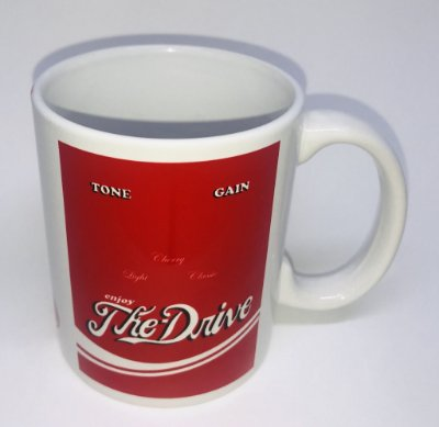 Caneca MG Music The Drive