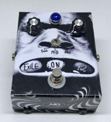 Pedal MG Exile on 72