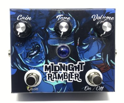 Pedal MG Midnigth Rumbler