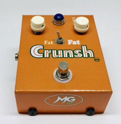 Pedal MG Music Crunsh