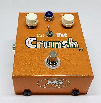 Pedal MG Music Crunsh