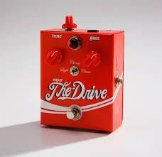 Pedal MG The Drive