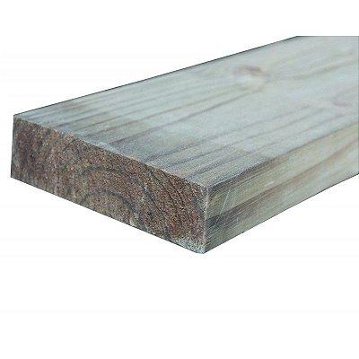 Prancha de Pinus Tratado em Autoclave 3,5x14x3,00