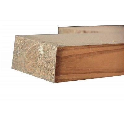 Prancha de Pinus Tratado em Autoclave 9,5x19,5x4,00