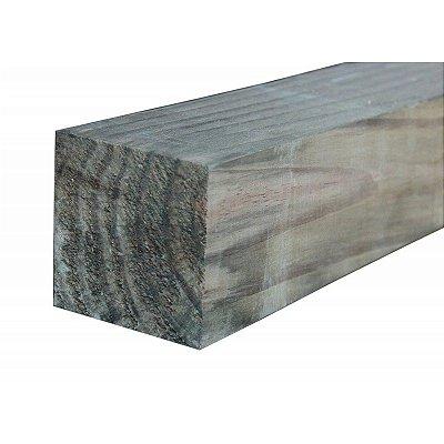 Pilar de Pinus Tratado em Autoclave 7,5x7,5x3,00