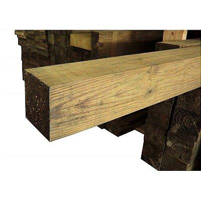 Mourão de Pinus Tratado em Autoclave 14,5x14,5x4,00