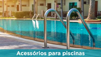 Acessórios para piscinas
