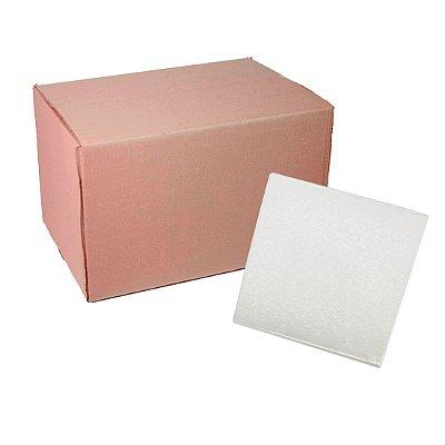 Caixa de Azulejo 15x15 Glitter Branco