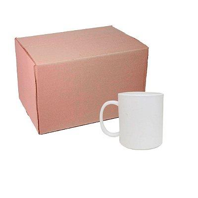 Caixa de Caneca Polímero Branca