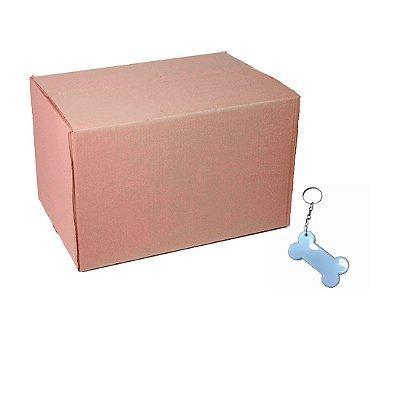 Caixa Chaveiro Polímero Osso