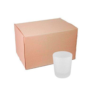 Caixa de Copo Whisky 320 ml Fosco para sublimação