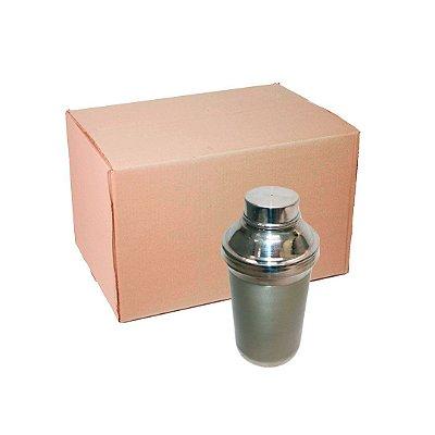 Caixa de Coqueteleira Alumínio para Sublimação