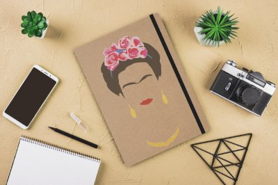 Sketchbook - Frida