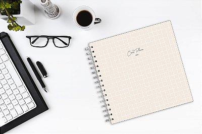 Create Planner - Quadriculado