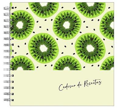 Caderno de Receitas - Kiwi