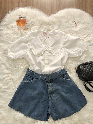 Camisa Aurora Branca