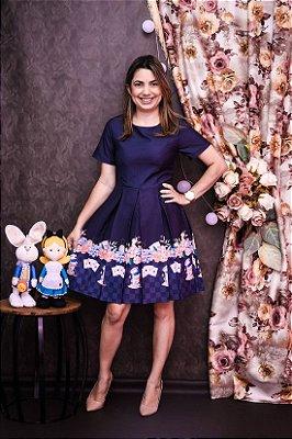 Vestido Wonderland