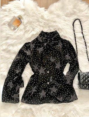 Camisa Super Star Black