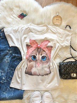 T-Shirt Gatinha