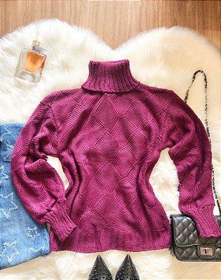 Blusa Rafaela Purple