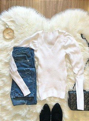 Blusa Vick Off White