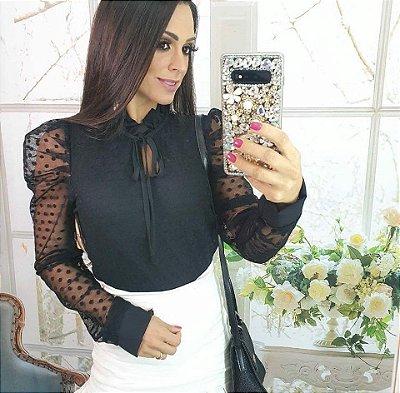 Blusa Laura Black