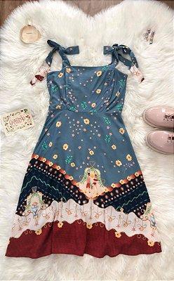 Vestido Doce Verão