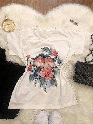 T-Shirt Casal
