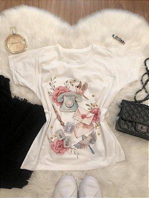 T-Shirt Pombo Correio