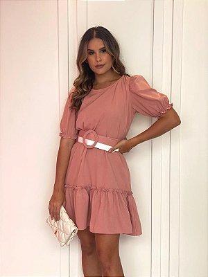 Vestido Valentina Rose