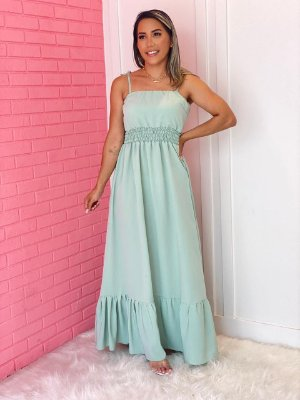 Vestido Brenda Menta