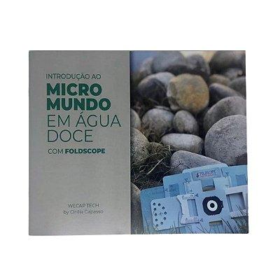 Livro Micromundo em Água Doce