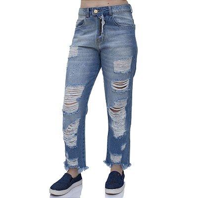 Calça Jeans Feminina Girl Friend ref. 4728