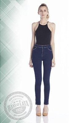 Calça Jeans Feminina Cigarret Hot Pants Ref. 4725