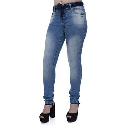 Calça Jeans Feminina Clochart Ref. 4713