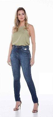 Calça Jeans Feminina Slim Ref. 4809