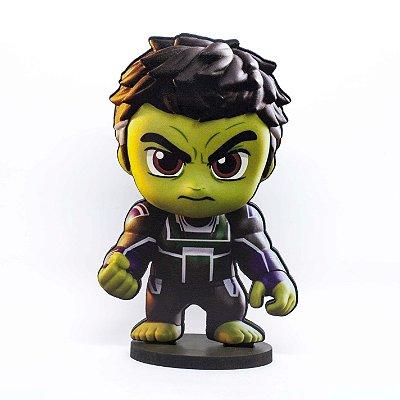 Boneco Mini Toten HULK BABY Avengers