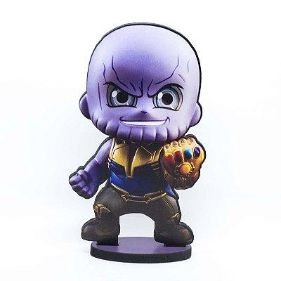 Boneco Mini Toten THANOS BABY Avengers