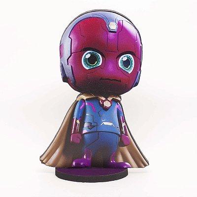 Boneco Mini Toten VISÃO BABY Avengers