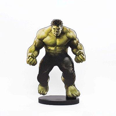 Boneco Mini Toten HULK Avengers