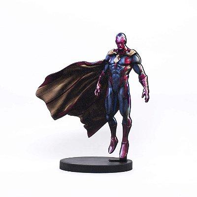 Boneco Mini Toten VISÃO Avengers