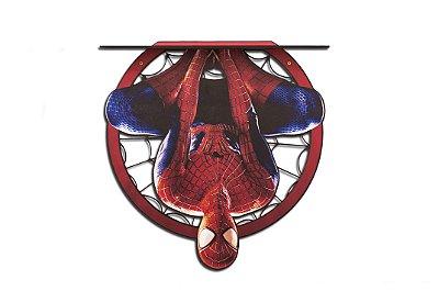 Quadro Prateleira HOMEM ARANHA Avengers